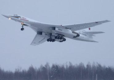 Дальность полета модернизированного Ту-160 увеличат примерно на 1 тыс. км