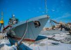 Северная верфь: Фрегат «Адмирал флота Касатонов»  подготовлен к вселению экипажа