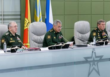 Единый день приемки военной продукции в Минобороны РФ