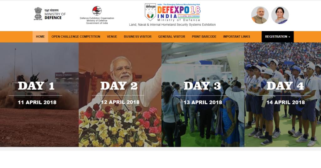 Выставка в Индии-2018