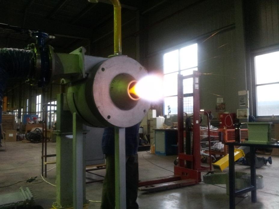 Проект-10_Работа плазматрона с выходной мощностью 50 кВт