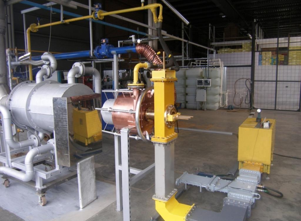 Проект-10_Установка с выходной мощностью 50 кВт