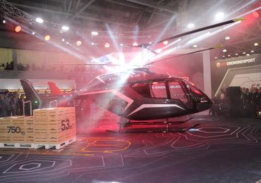 Итоги первого дня работы выставки HeliRussia 2018