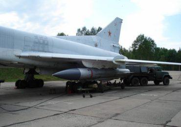"""Бомбардировщики Ту-22М3 получат обновлённый """"главный калибр"""""""