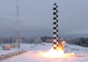 Новые российские стратегические системы вооружений