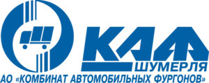 Логотип АО КАФ