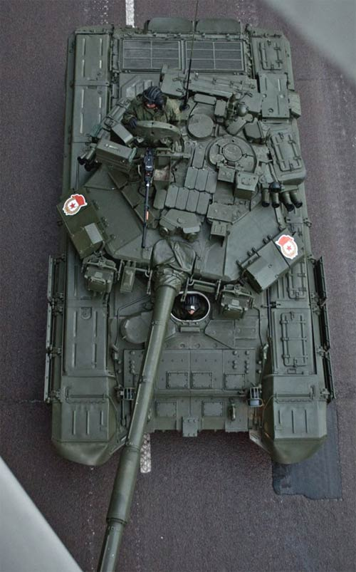 Т-90 идут во Вьетнам | Warspot.ru | 803x500