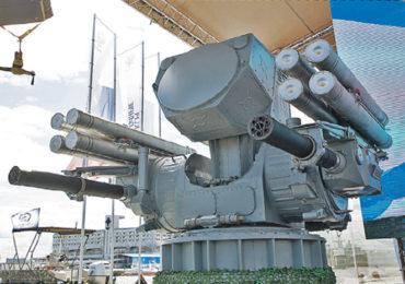 """Малые ракетные корабли """"Каракурт"""" будут оснащаться ЗРК """"Панцирь-М"""" с 2019 года"""