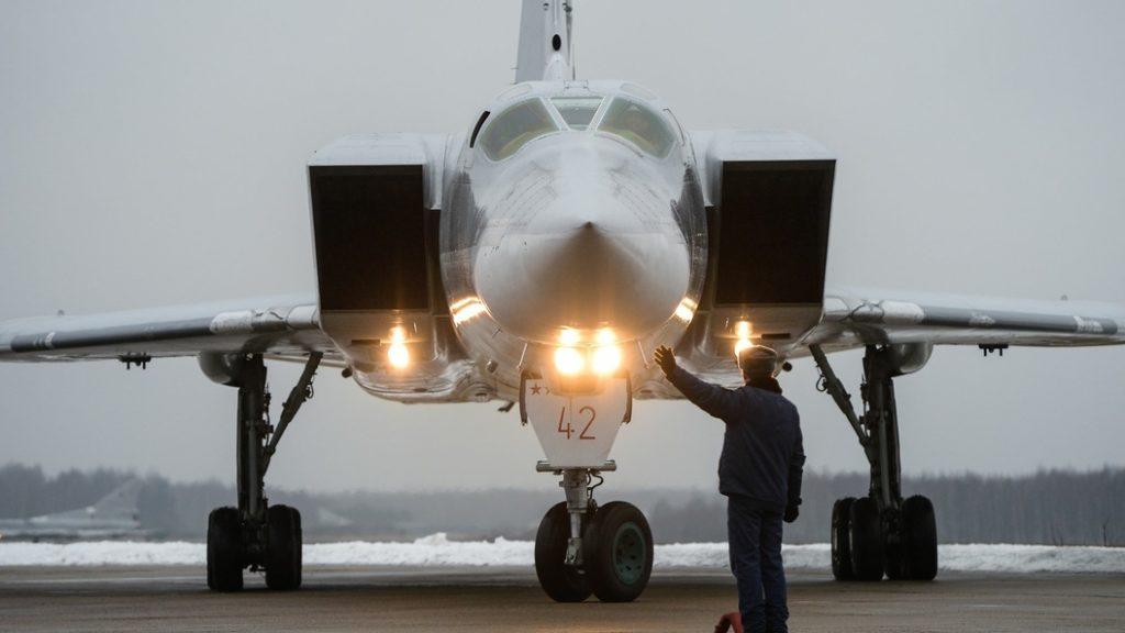 Модернизованный бомбардировщик Ту-22М3М_ПАО Туполев