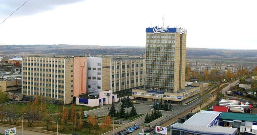 Ижмех_ Ижевский механический завод