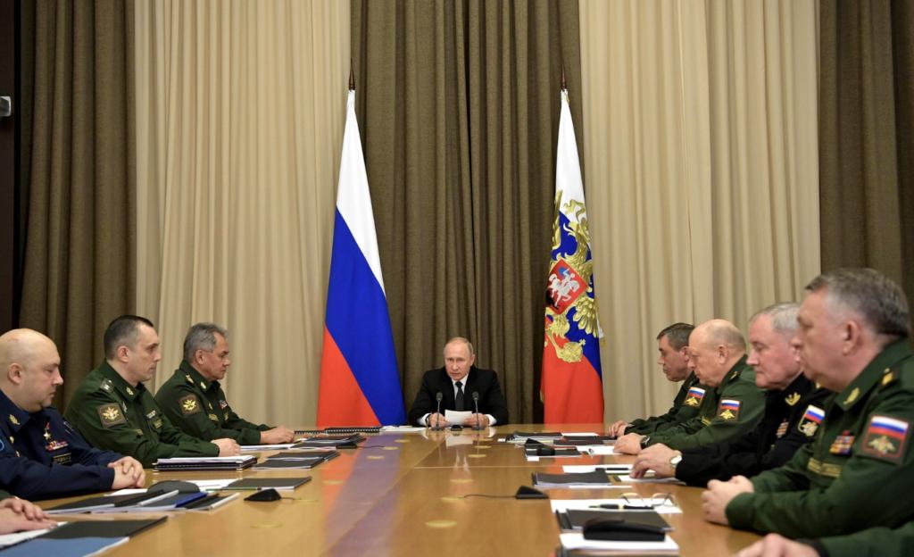 Совещание Путина с Минобороны и ОПК_21.11.2018_Сочи