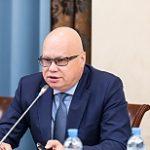 Алексей Лавров_ зам министра финансов