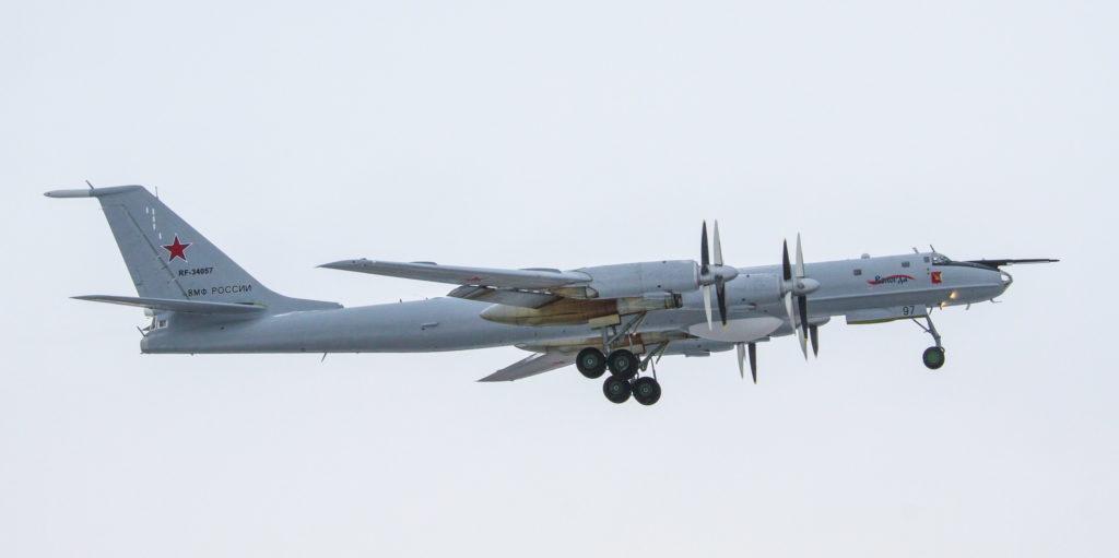 ТАНТК им Бериева передал ВМФ после ремонта самолет Ту-142МК