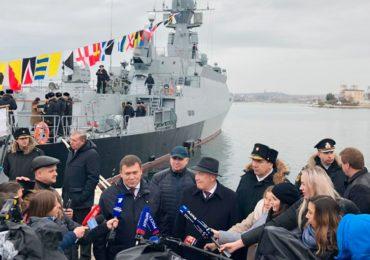 """Зеленодольский """"Ак Барс"""" завершит серию из 12 новейших кораблей с """"Калибрами"""" в 2023 году"""