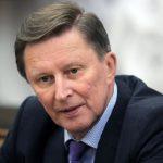 Сергей Иванов_экс-министр обороны РФ