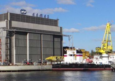 ВМФ России планирует получить два облегченных ледокола до 2027 года