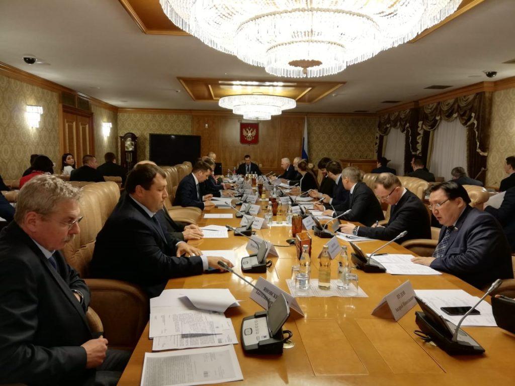 Арктический форум-2019_ Заседание оргкомитета