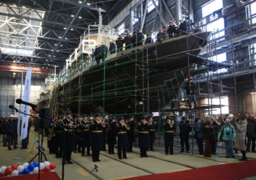 """Судостроительный завод """"Вымпел"""" и Ярославский госуниверситет договорились о сотрудничестве"""