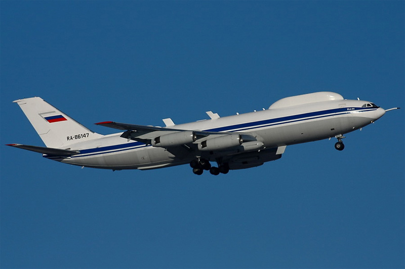Ил-86ВКП RA-86147(https://mil.ru)