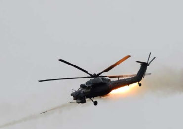 Российские вертолёты получат новые управляемые ракеты