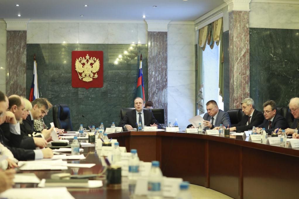 Экспертный совет ФАС по ГОЗ_Совещание_21.03.2019
