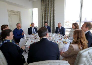 Фонд Росконгресс и Всемирный экономический форум расширяют форматы сотрудничества