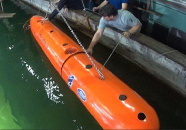 """""""Океанос"""" начал испытания первого в России подводного аппарата интервенционного класса"""