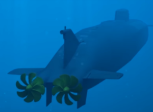 Посейдон_Беспилотный подводный комплекс