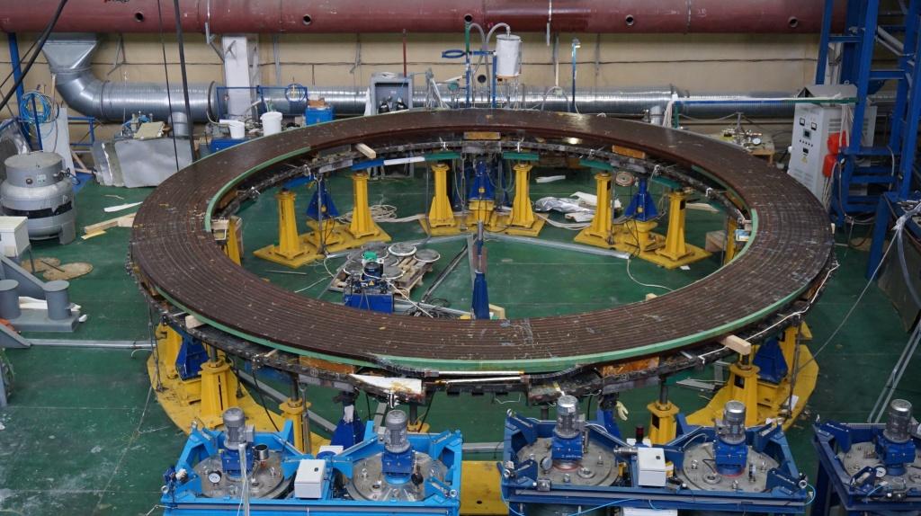 СНСЗ_ Средне-Невский судостроительный завод_Создание термоядерного реактора ITER
