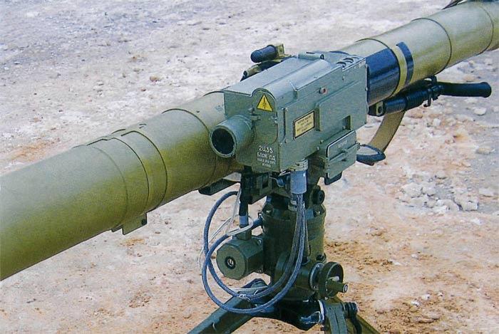 Оптико-электронный прицел ПУО 2Ц35 (Военный парад. №1 / 2007 г.)
