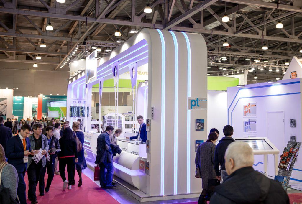 Выставки ElectronTechExpo и ExpoElectronica