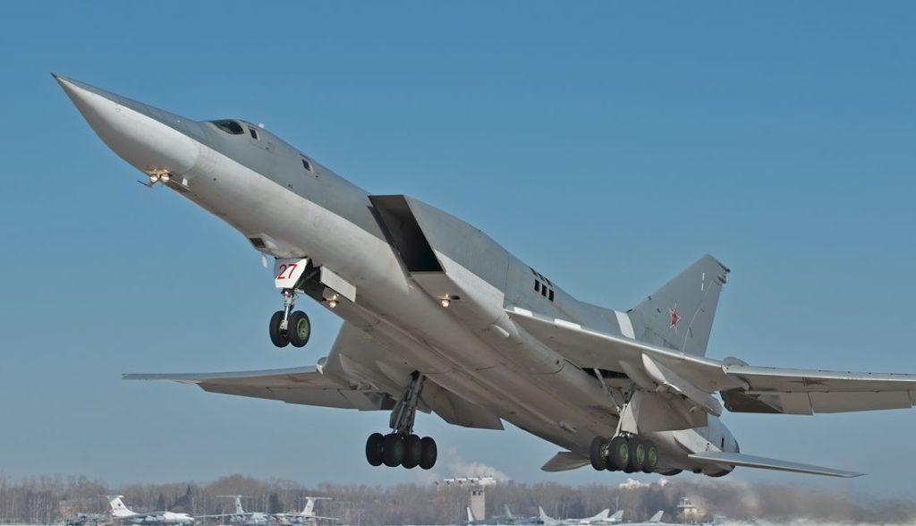 Бомбардировщик Ту-22М3_ ПАО Туполев