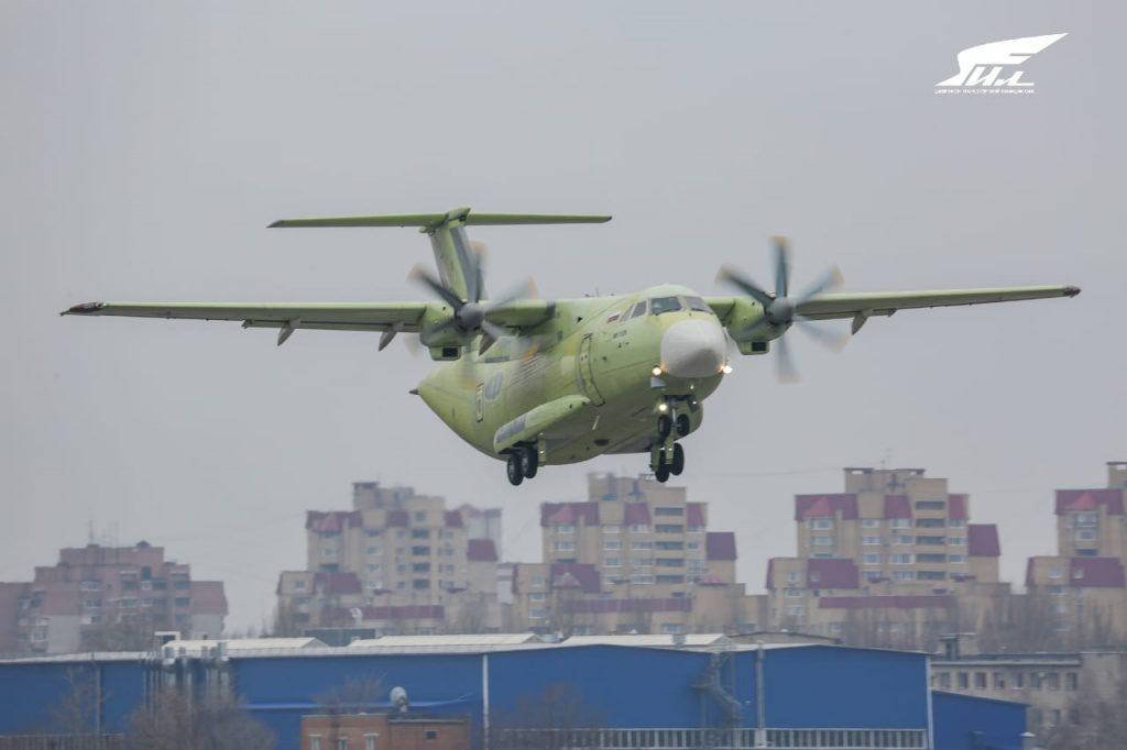 Ил-112В_Первый полет_ПАО Ил