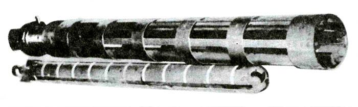 """Сменный вкладыш-пусковая установка СГАПД """"Шлагбаум"""" и СГАПД МГ-104 """"Бросок"""""""