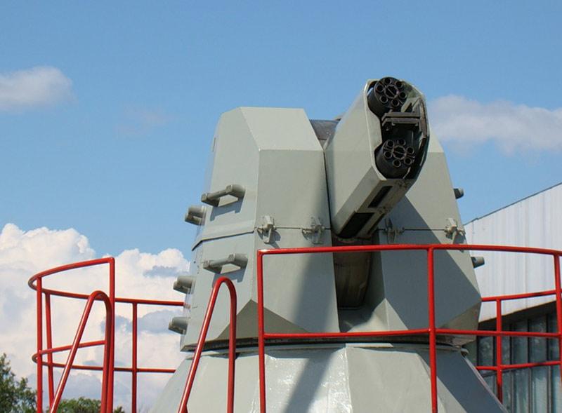 """Установка АК-630М-2 """"Дуэт"""", 2007 г. (http://army-news.ru)"""