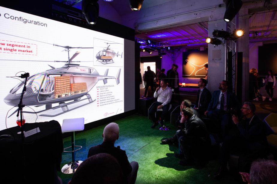 Легкий вертолет VRT500_ Дизайн_Вертолеты России