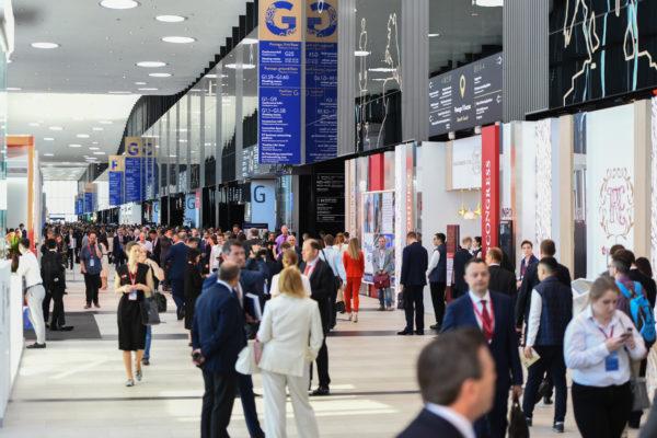 Петербургский международный экономический форум_ ПМЭФ-2019_ Фото Росконгресс
