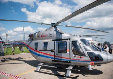 """Ростех впервые представит легкий многоцелевой вертолет """"Ансат"""" в Европе"""