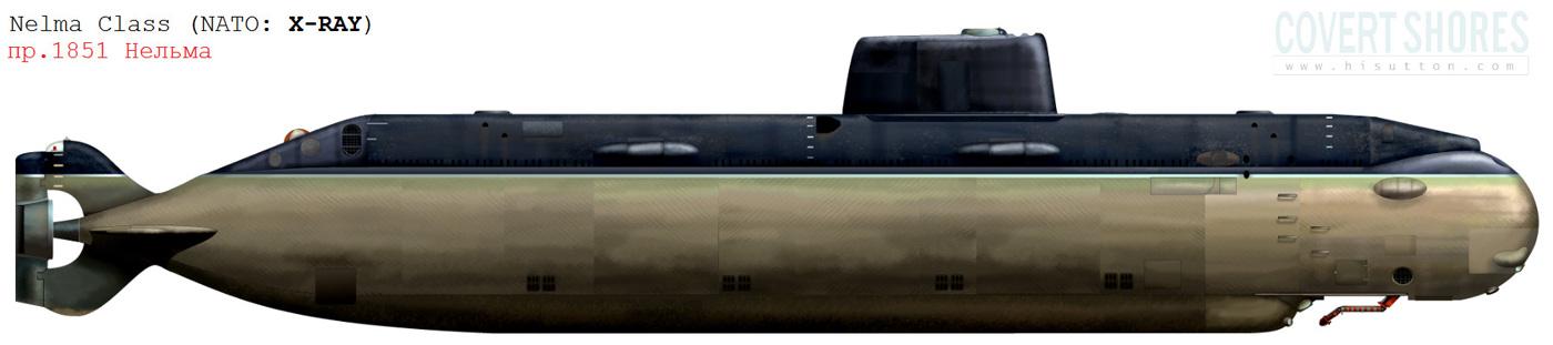 """Предположительное изображение АГС пр.18510 """"Нельма"""" АС-23 (http://www.hisutton.com)"""