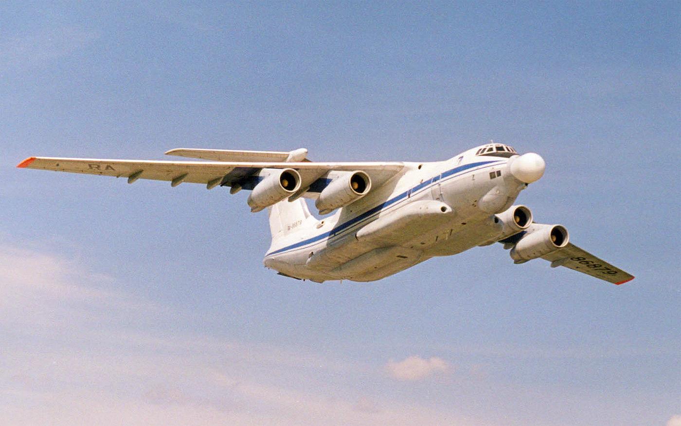 Самолет А-60 / 1А2 (http://beriev.com)
