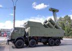 """Новый береговой ракетный комплекс """"Рубеж-МЭ"""""""