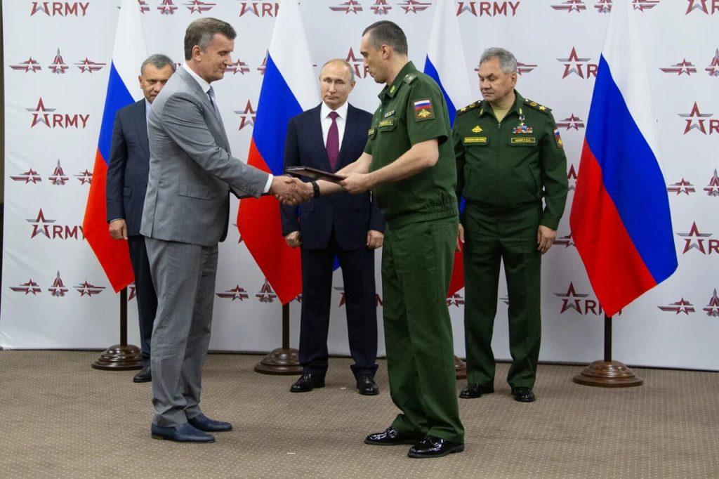 Армия-2019_Адмиралтейские верфи_ Госконтракт с Минобороны