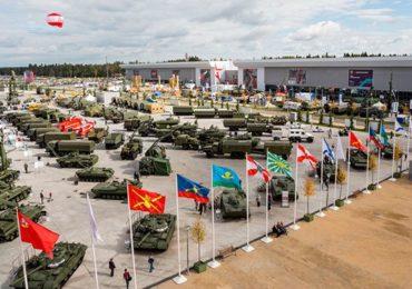Сухопутные войска на форуме «Армия-2020»