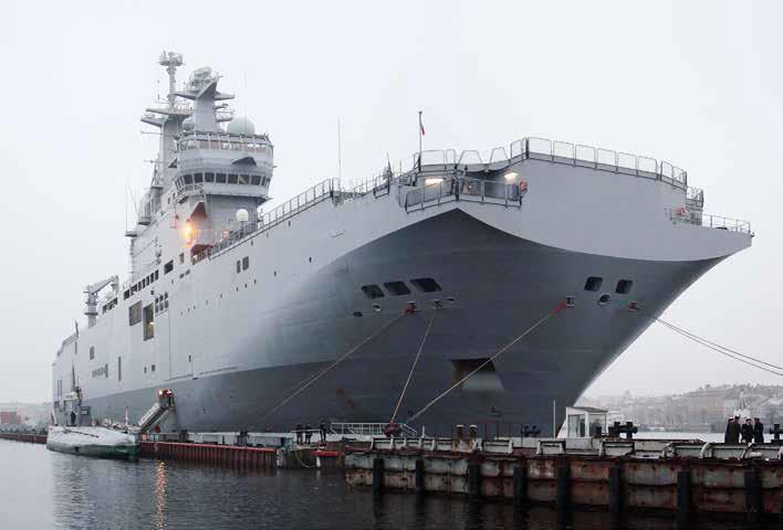 универсальный десантный корабль_ УДК типа Мистраль