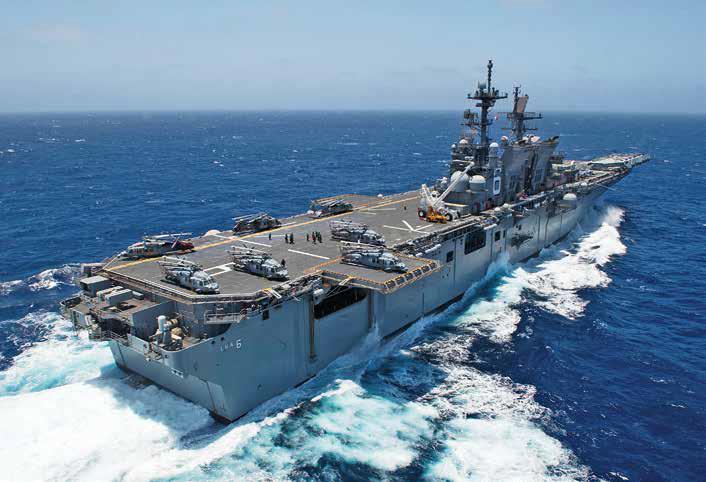 универсальный десантный корабль_ УДК типа USS America LHA-6