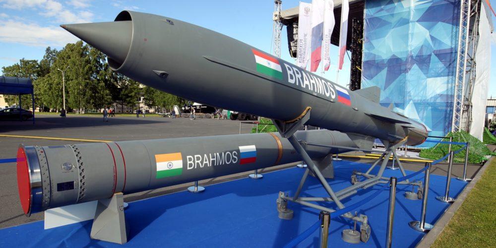 Гиперзвуковая ракета Брахмос_ BRAHMOS