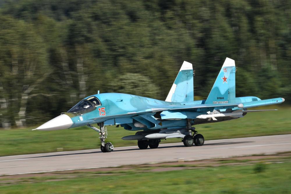 МАКС-2019_ Пресс-показ_ МиГ-35
