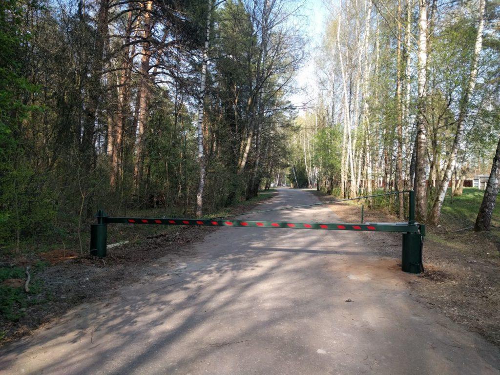 Противотаранный барьер Полищука