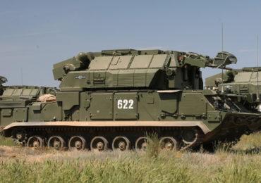Калининградский зенитный ракетный полк провел стыковочные стрельбы ЗРК «Тор-М2»