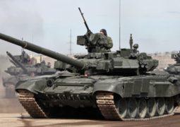 Экспорт техники сухопутных войск из России